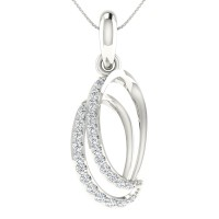 Lis Diamond Pendant