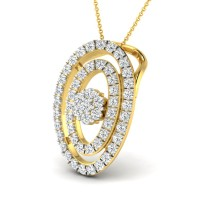Saiza Diamond Pendant
