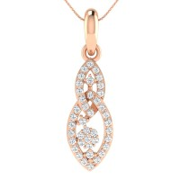 Parina Diamond Pendant