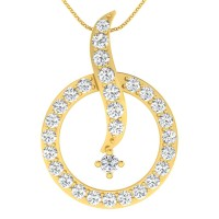 Naaz Diamond Pendant