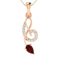 Remy Diamond Pendant