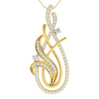 Elil Diamond Pendant