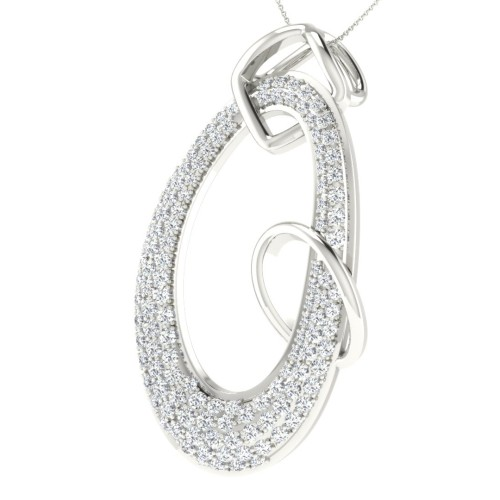 Suali Diamond Pendant