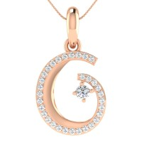 Smik Diamond Pendant