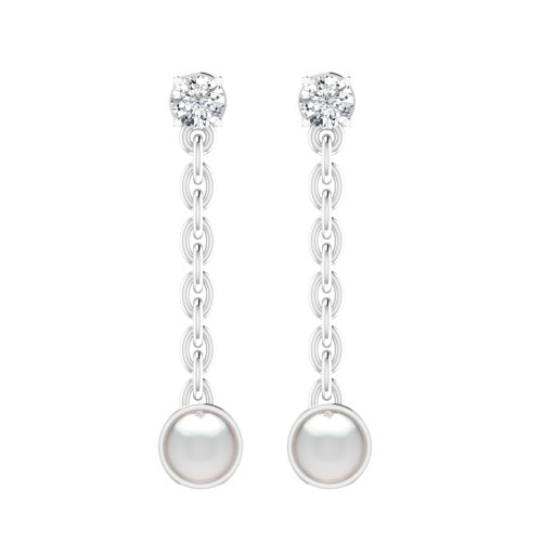 Adil Diamond Earring