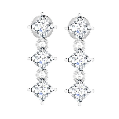 Ossam Diamond Earring