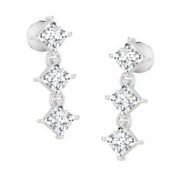 Ossam Diamond Earring