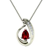 Vannaya  Diamond Pendant