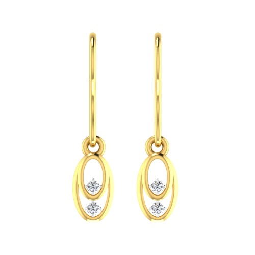 Amuk Diamond Earring