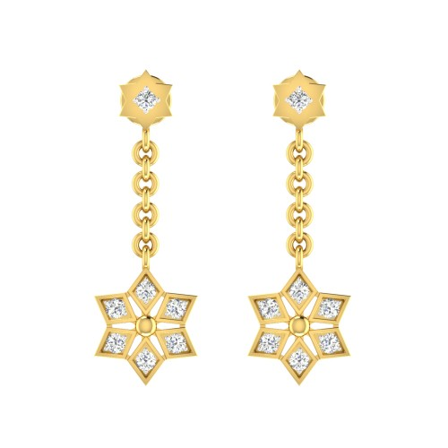 Amod Diamond Earring