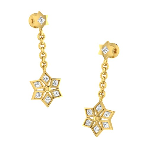 Amok Diamond Earring