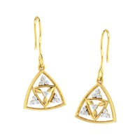 Anacy Diamond Earring