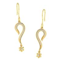 Anpurna Diamond Earring