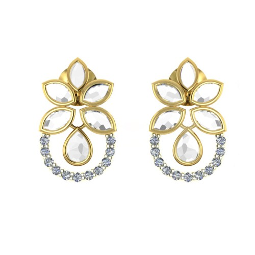 Pachai Diamond Earrings