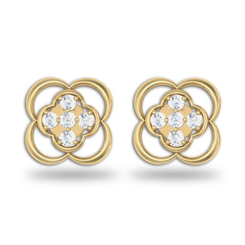 Padmadhisa Diamond Earrings