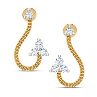 Dahanapriya Stud Earrings