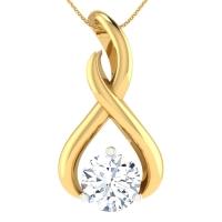 Sachi Gold Pendant