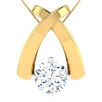 Saachi Gold Pendant