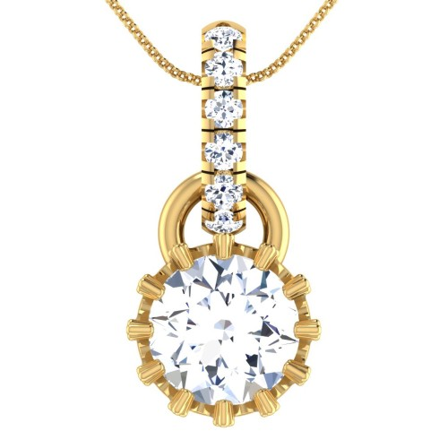 Sachita Gold Pendant