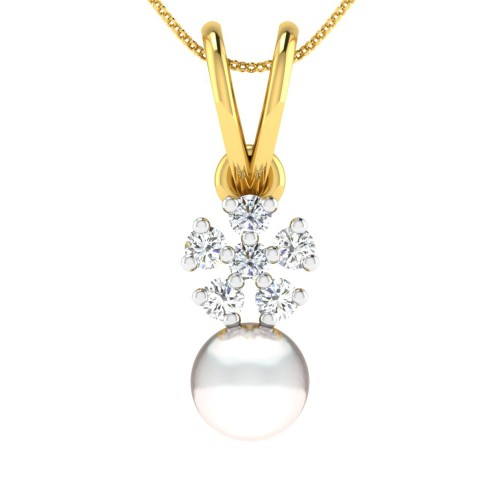Yagavi Diamond Pendant