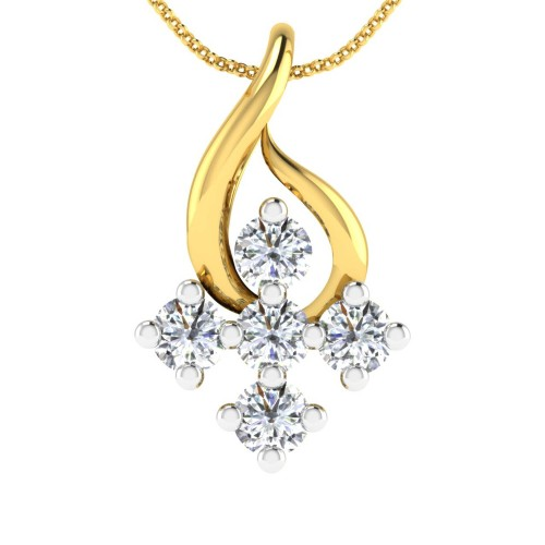 Yamya Diamond Pendant