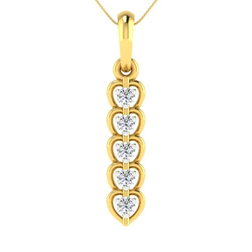 Yanti Diamond Pendant