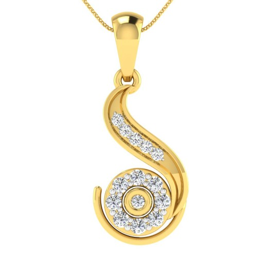 Yuti Diamond Pendant