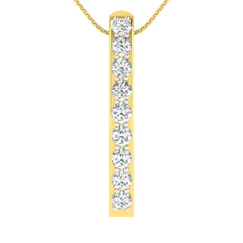 Soha Diamond Pendant