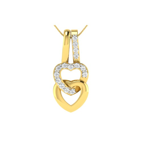 Saloni Diamond Pendant