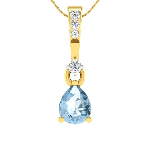 Naaja Diamond Pendant