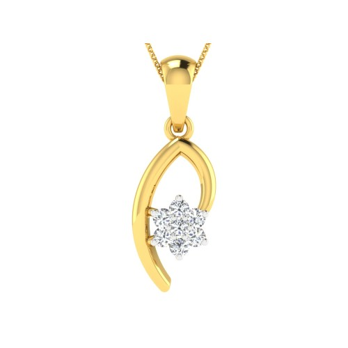 Opeli Diamond Pendant
