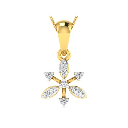 Onike Diamond Pendant