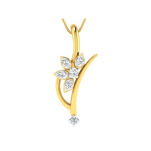Oluchi Diamond Pendant