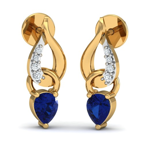 Taanaya Diamond Earrings