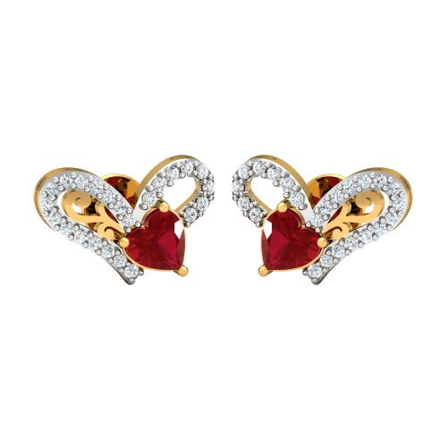 Talakhya Diamond Earrings