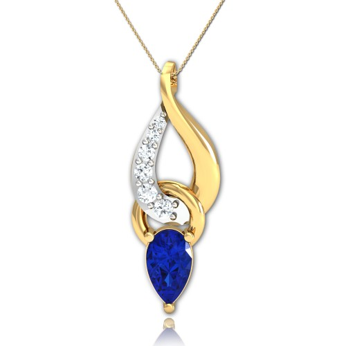 Yadira Diamond Pendant