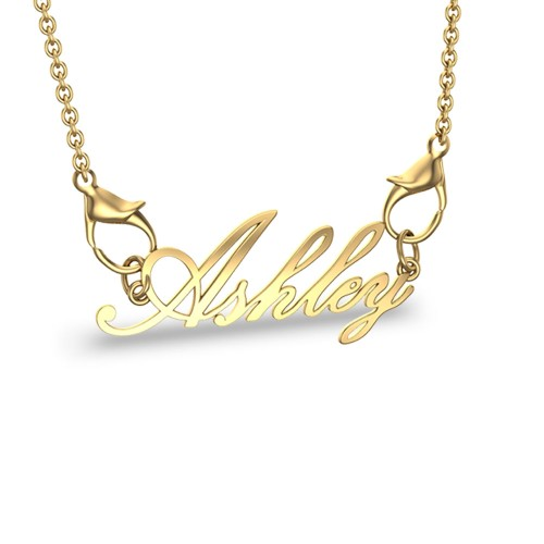 Ashley Rose Gold Pendant