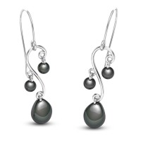 Amaya Pearl Drop Earrings