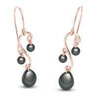Babhravi Pearl Drop Earrings