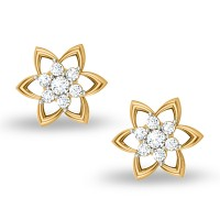 Badriya Diamond Studs