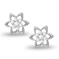 Mia Diamond Studs