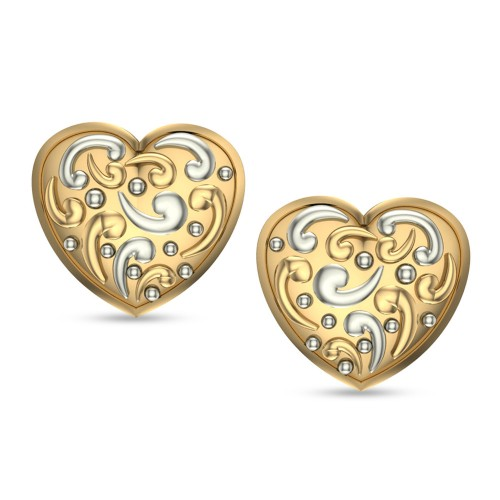 Eershita Stud Earrings