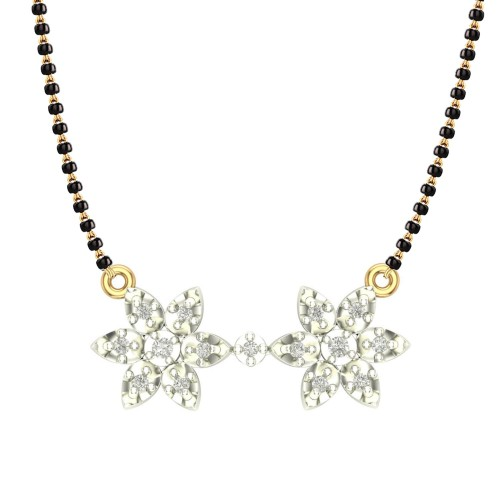 Sanika Yellow Gold Mangalsutra