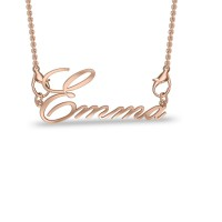 Emma Rose Gold Pendant