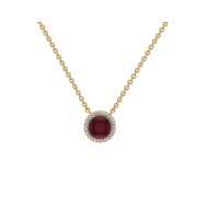 Jyotshi 18kt Gold & Diamond Pendant