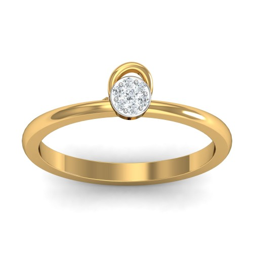 Amisha Diamond Ring
