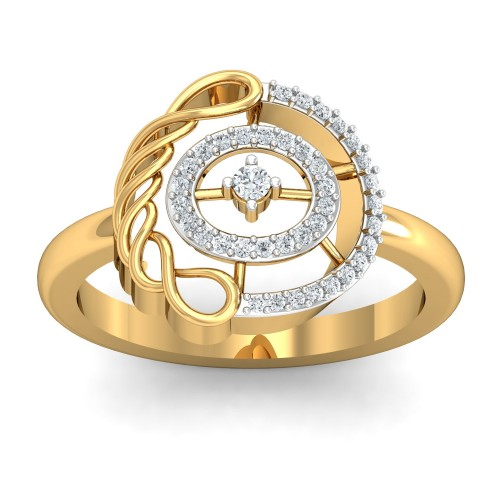 Amukulita Diamond Ring