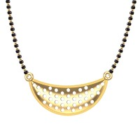 Asha 18kt Yellow Gold Mangalsutra