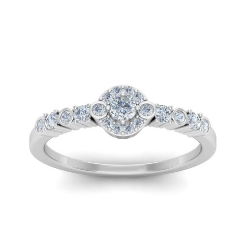 Kayra Diamond Ring