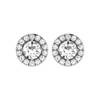 925 Silver Earrings Stud for Women and Girls